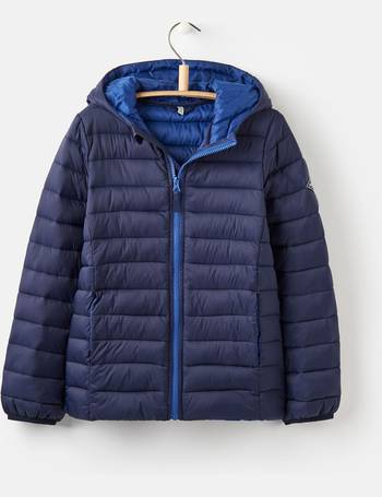 6b7d4fc4 French Navy Cairn Padded Packaway Jacket 1-12yr from Joules