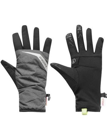 S//M Black Karrimor Mens Liner Gloves