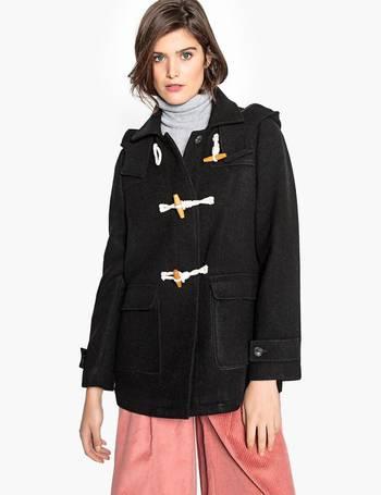 sélectionner pour dernier design de qualité vente en magasin Shop Women's La Redoute Duffle Coats up to 60% Off   DealDoodle