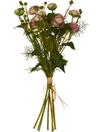 Shop artificial flowers plants up to 55 off dealdoodle artificial ranunculus bunch from john lewis mightylinksfo