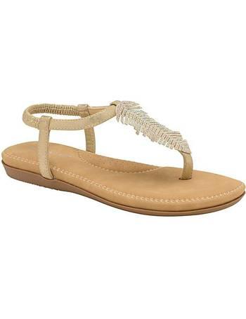 788946188b Shop Women's Dunlop Sandals up to 70% Off | DealDoodle