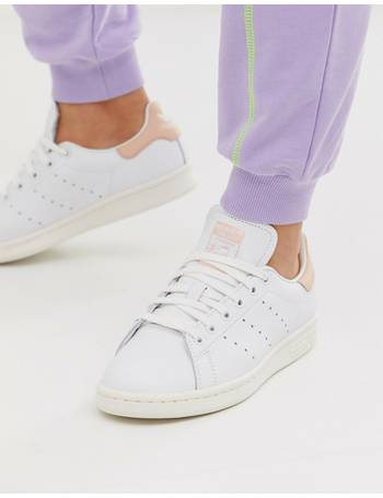online retailer f34e5 7dd83 Shop Adidas Stan Smith Shoes for Women up to 80% Off ...