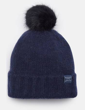 a9f673265 Navy Toasty Heavyweight Beanie With Pop-A-Pom