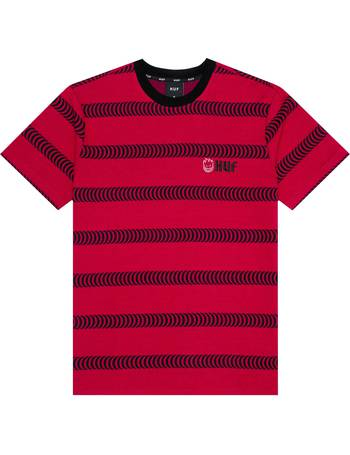 c2a28f332f6f Shop Skatehut Mens Striped T-shirts up to 55% Off