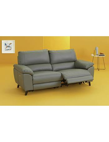 Fine Elliot Pair Of 3 Seater Recliner Sofas Download Free Architecture Designs Terstmadebymaigaardcom