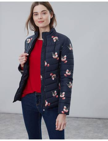 Bircham Bloom 25/% OFF Joules Elodie Printed Quilted Jacket