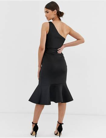 7e5eff202b Shop Women's One Shoulder Dresses from ASOS up to 80% Off | DealDoodle