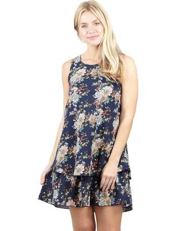 9c5e5f5dd3e Shop Izabel London Women's Tunic Dresses up to 65% Off | DealDoodle