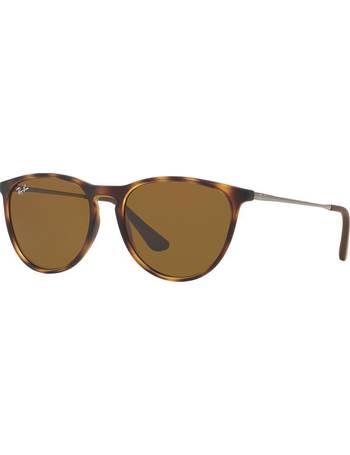 20e541c18e8b Rj9060s 50 Brown Round Sunglasses from Sunglass Hut Uk