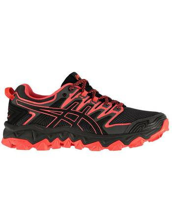 Gel FujiTrabuco Ladies Running Shoes from Sports Direct dbd2653684