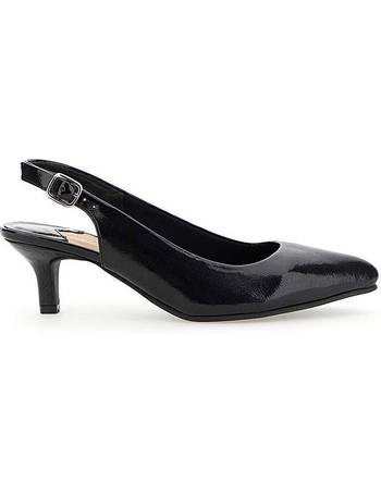 really comfortable factory price 2019 original Flexi Sole Kitten Heel Shoes EEE Fit