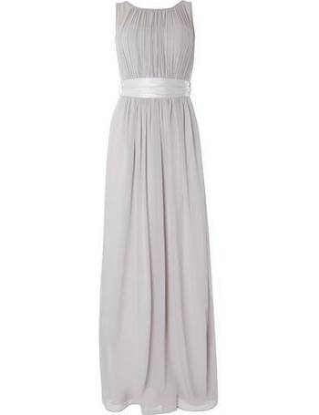 68fb33497ff58 Womens Showcase Grey 'Natalie' Maxi Dress- Grey from Dorothy Perkins