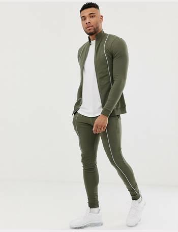 48bfdf60 Shop ASOS DESIGN Mens Tracksuit Jackets up to 50% Off | DealDoodle