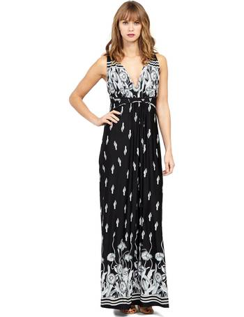 d2356571e0dd Shop Women's Izabel London Printed Dresses up to 80% Off | DealDoodle