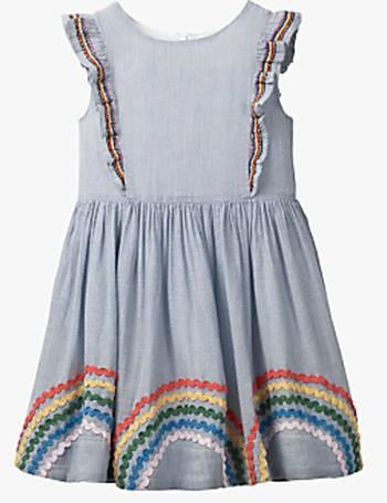 9dc7dbbfc0f0c Shop John Lewis Girl's Embroidered Dresses up to 50% Off | DealDoodle