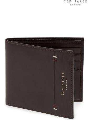 47dcb7d875012c Shop Men s Ted Baker Wallets up to 60% Off