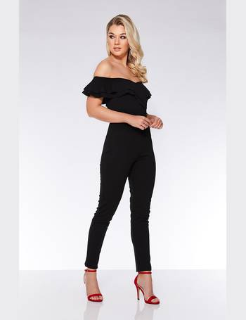 1238967894 Shop Women s Quiz Bardot Jumpsuits up to 65% Off