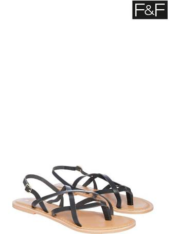 uk availability look good shoes sale better Shop Women's Tesco F&F Clothing Sandals | DealDoodle