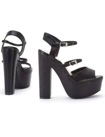 7cc789ea54d Braga Double Strap Platform Sandal from KOI Footwear