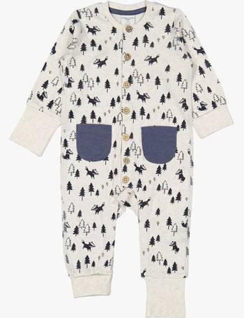 Newborn Polarn O Pyret Merino Wool Romper