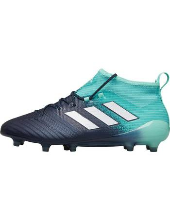 11ccb5d3cf7 Adidas. ACE 17.1 FG Football Boots Energy Aqua Footwear White Legend Ink