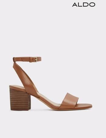 883ac5f5d4d Shop Aldo Women s Heel Sandals up to 70% Off