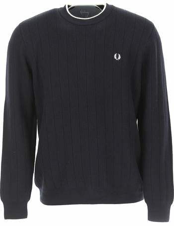 acff6fb96c0dd0 Shop Men's Fred Perry Knitwear up to 60% Off | DealDoodle