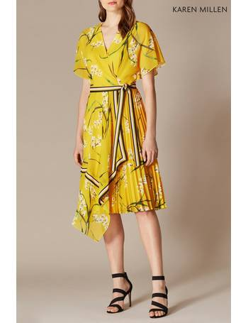 02fcf0341d Shop Women s Karen Millen Pleated Dresses up to 55% Off