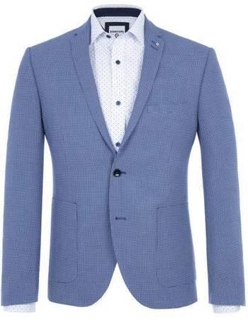 faadd6243 Men's Lambretta Charleston Slim-Fit Checked Jacket