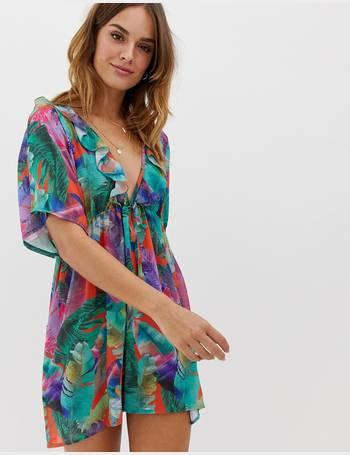 38b82eba68 Shop Womens Beach Kimonos from ASOS up to 70% Off | DealDoodle