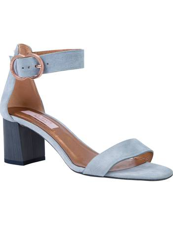 4a41ee980 Shop Women s Ted Baker Heel Sandals up to 50% Off