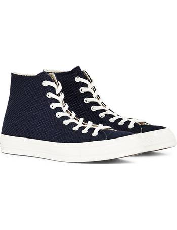 a6f4f8757bf81a Converse. Chuck Taylor All Star  70 Hi Midnight Navy. from The Idle Man