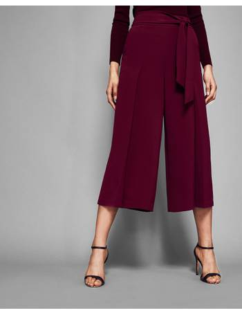 a36096534 Shop Women s Ted Baker Culottes up to 50% Off