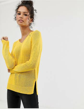 fb0df8484 Shop Women s V Neck Jumpers from ASOS up to 70% Off