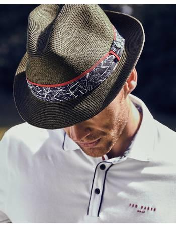 7d4e78605 Shop Men's Ted Baker Hats up to 65% Off | DealDoodle