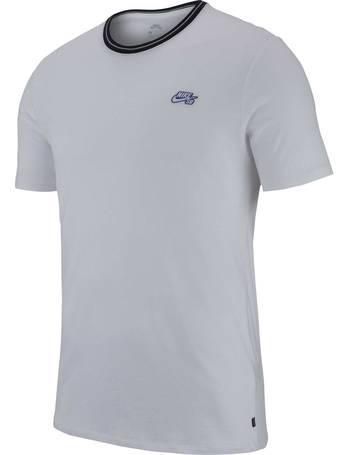 32222b247dab Nike SB. Striped Rib T Shirt. from Skatehut