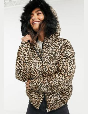 kisshes Women Ladies Long Padded Puffer Coat Winter Warm Cotton Quilted Jacket Parka with Removable Faux Fur Hood