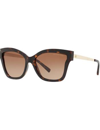 cb8198635026 Mk2072 56 Barbados Brown Square Sunglasses from Sunglass Hut Uk. Quick View  · Michael Kors