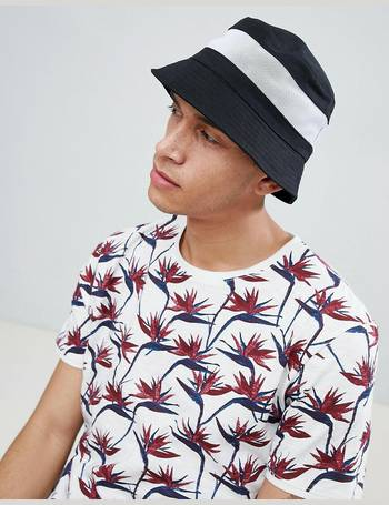 3029399a5f4 Shop Men s Bucket Hats from ASOS up to 65% Off