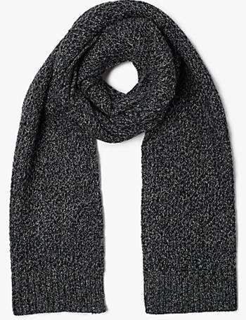 600feeb09d22 Ted Baker. Kapok Cable Knit Scarf. from John Lewis