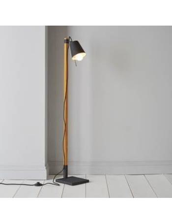 Shop B Amp Q Floor Lamps Up To 40 Off Dealdoodle