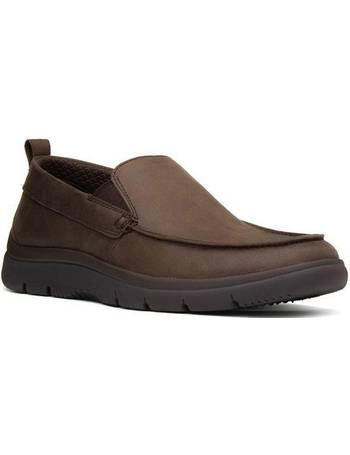 2019 authentic better low cost Shop Men's Clarks Slip-ons up to 75% Off | DealDoodle