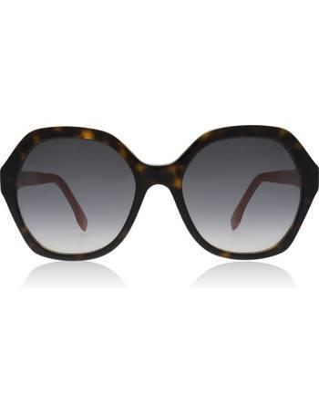 db6b575619af FF0270 S Sunglasses Dark Havana 086 56mm from Sunglasses Shop