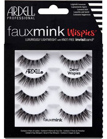 54c5edce9fd Faux Mink Demi Wispies Lashes x 4 from Feelunique