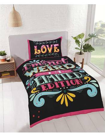 Rapport Home Single Duvet Covers, Rapport Home Flamenco Bedding
