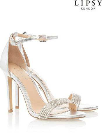 053ff0d6181e Diamanté Barely There Heeled Sandals from Next