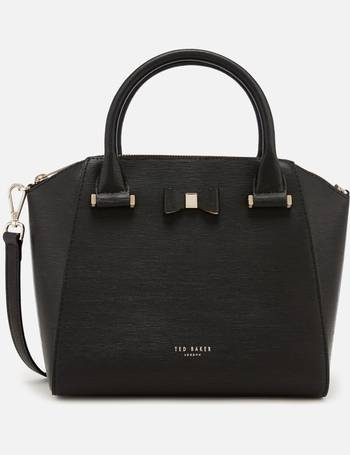 2a5ec3c090fcea Ted Baker. Women s Cala Bow Detail Small Tote Bag