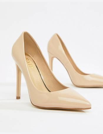 36b17a3e6cf Pauline Blush Patent Court Shoes