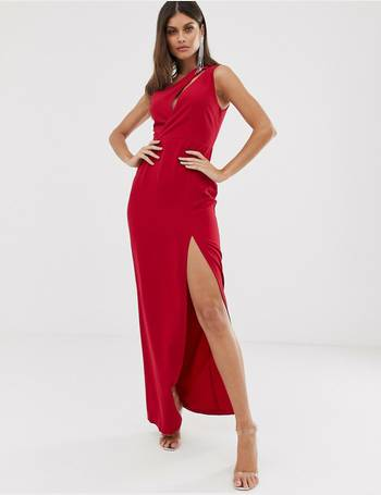 259e6cb0edf8 Shop Women's One Shoulder Dresses from ASOS up to 80% Off | DealDoodle