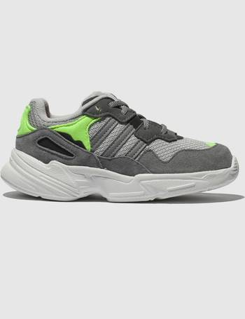 best sneakers 875cc d7726 Grey Yung 96 Trainers Toddler from Schuh